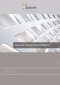 Lumekra BV - General Terms and Conditions - EN